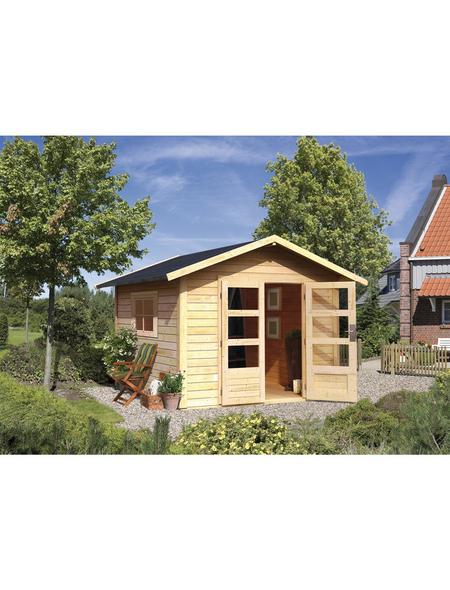 WOODFEELING Gartenhaus »Talkau«, BxT: 304cm x 300cm