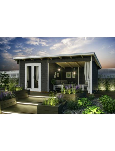 SKANHOLZ Gartenhaus »Texel«, B x T: 590 x 310 cm