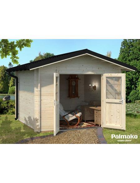 PALMAKO AS Gartenhaus »Tina«, B x T: 362 x 326 cm, Satteldach