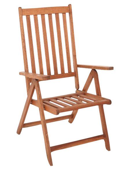 MERXX Gartenmöbel »Vitoria«, 4 Sitzplätze, aus Eukalyptusholz