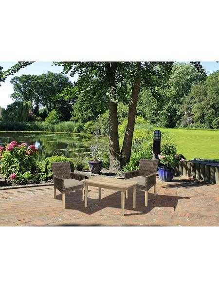 GARDEN PLEASURE Gartenmöbelset, 2 Sitzplätze