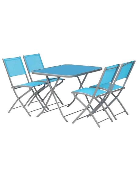SIENA GARDEN Gartenmöbelset, 4 Sitzplätze