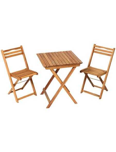 MERXX Gartenmöbelset »Porto«, 2 Sitzplätze
