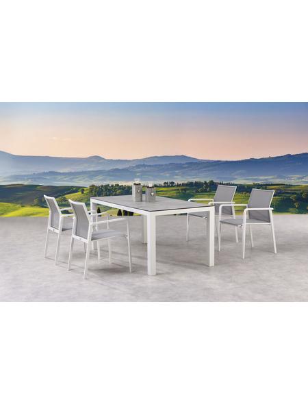BEST Gartenmöbelset »Rhodos«, 4 Sitzplätze