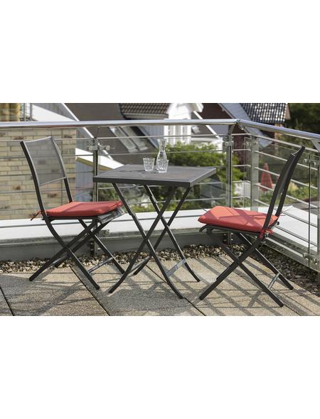 MERXX Gartenmöbelset »Samos«, 2 Sitzplätze