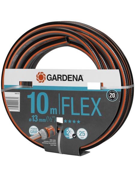 GARDENA Gartenschlauch, Durchmesser: 1/2 Zoll, Länge: 10 m, 25 bar (max.)