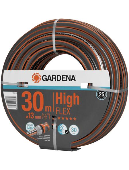 GARDENA Gartenschlauch, Durchmesser: 1/2 Zoll, Länge: 30 m, 30 bar (max.)