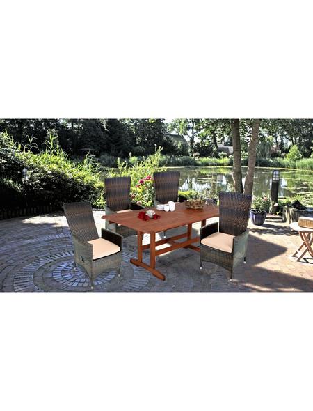 GARDEN PLEASURE Gartensessel »Levante«, Aluminium
