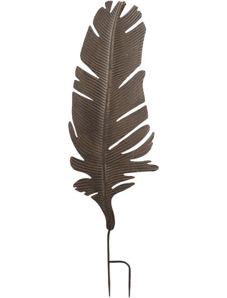 Gartenstecker »Yara«, BxH: 1 x 110 cm, Eisen