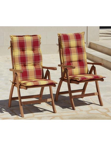 MERXX Gartenstuhl-Set, 2 Sitzplätze