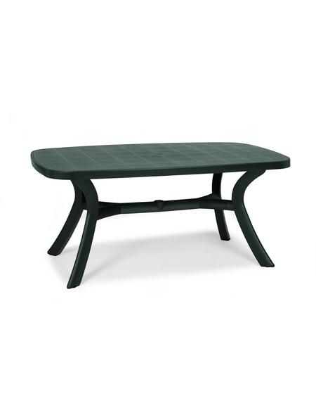 BEST Gartentisch »Kansas«, mit Kunststoff-Tischplatte, BxTxH: 192 x 105 x 72 cm