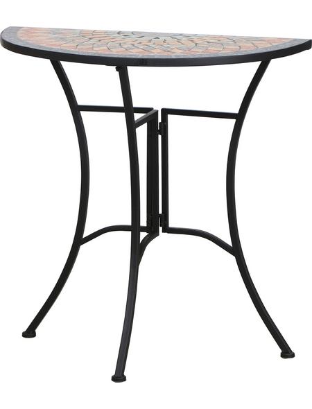 SIENA GARDEN Gartentisch, mit Beton-Tischplatte
