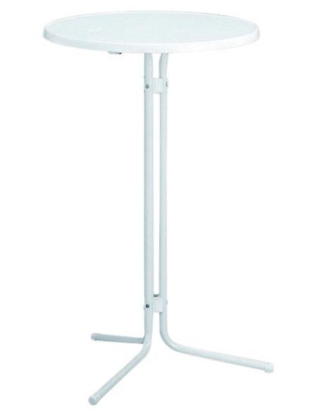 MFG FREIZEITMÖBEL Gartentisch mit Sevelit®-Tischplatte, Ø 70 cm