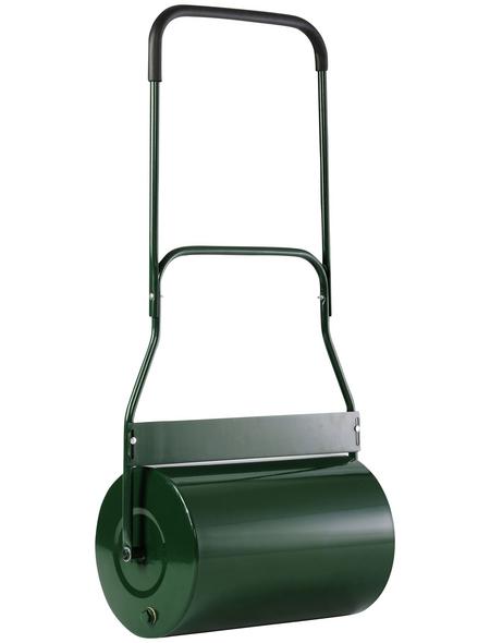 Hæmmerlin Gartenwalze, BxL: 57 x 118,5 cm, Stahl, grün