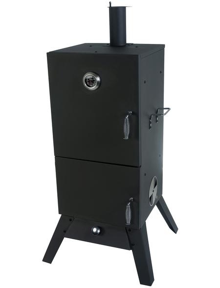 Gas-Räucherofen »Smoker«, 1 Brenner, Grillfläche: 3 x 36 x 31 cm