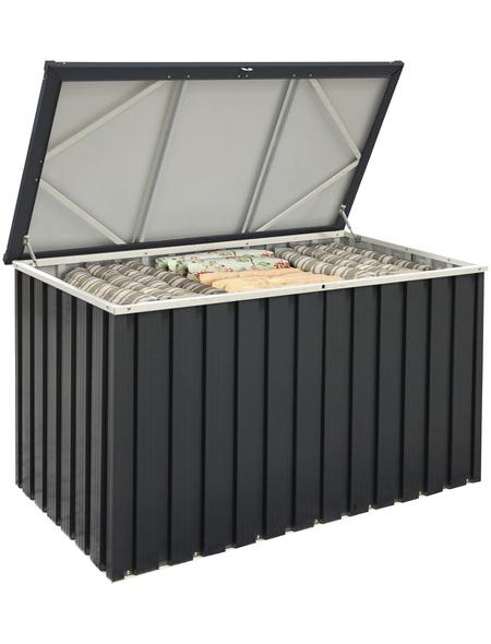 TEST RITE tepro GmbH Gerätebox, aus Stahlblech, 133,8x72,7x73cm (BxHxT), 590 Liter