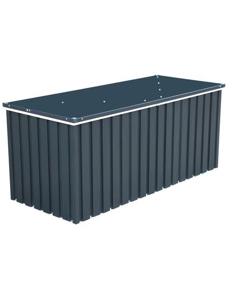 TEST RITE tepro GmbH Gerätebox, aus Stahlblech, 173,8x72,7x73cm (BxHxT), 770 Liter