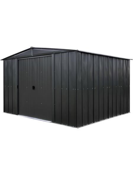 Spacemaker Gerätehaus, 15,6 m³, BxT: 307 x 291 cm