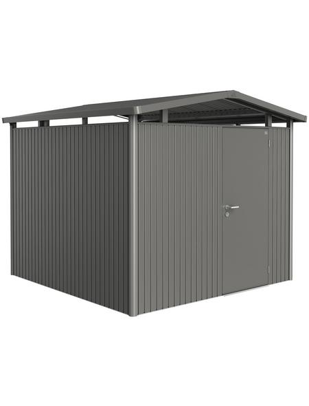 BIOHORT Gerätehaus, Außenmaße B x T: 273  x 278  cm
