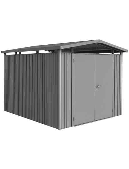 BIOHORT Gerätehaus, Außenmaße B x T: 273  x 318  cm