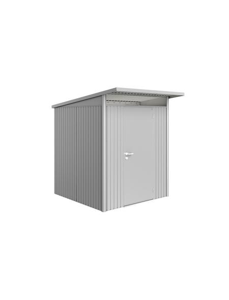 BIOHORT Gerätehaus »AvantGarde®«, Außenmaße B x T x H: 174  x 174  x 218  cm