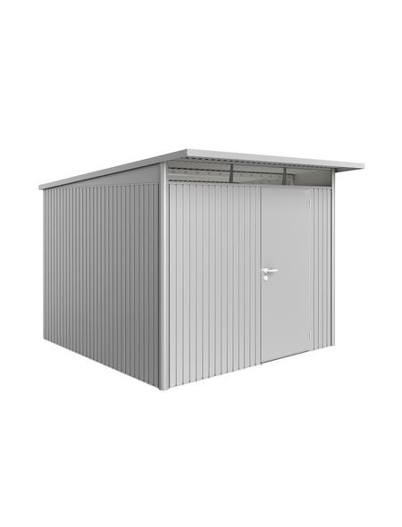 BIOHORT Gerätehaus »AvantGarde®«, Außenmaße B x T x H: 254  x 254  x 218  cm