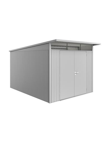 BIOHORT Gerätehaus »AvantGarde®«, Außenmaße B x T x H: 257  x 337  x 222  cm
