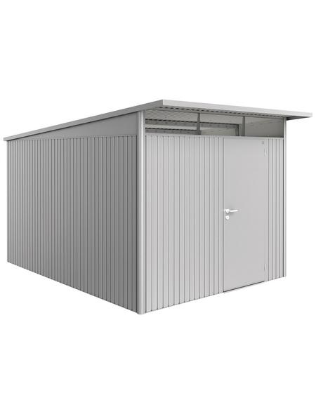 BIOHORT Gerätehaus »AvantGarde«, (B x T x H): 260 cm x 380 cm x 222 cm