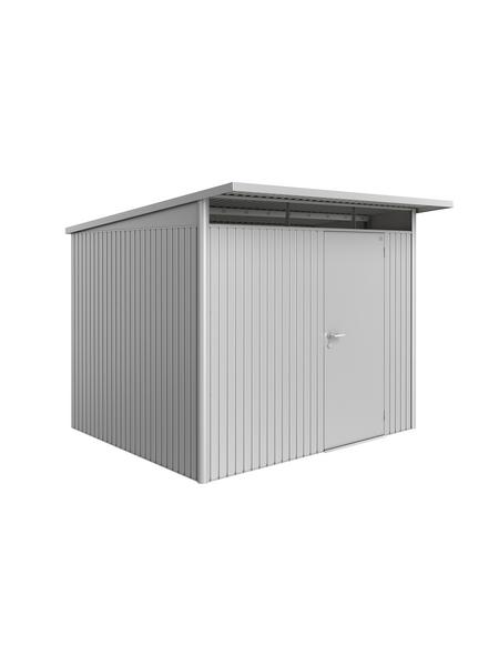 BIOHORT Gerätehaus »AvantGarde®«, BxT: 254 x 214 cm