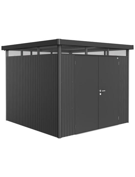 BIOHORT Gerätehaus »HighLine«, 275cm x 275cm