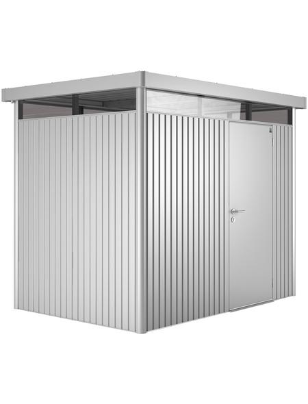 BIOHORT Gerätehaus »HighLine«, 9,4 m³, BxT: 275 x 195 cm