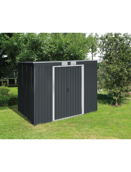TEPRO Gerätehaus »Pent Roof«, 259cm x 119.3cm