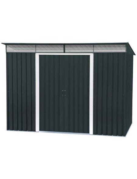 TEPRO Gerätehaus »Pent Roof«, Außenmaße B x T x H: 263,5  x 184,5  x 202  cm