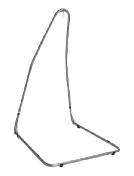 AMAZONAS Gestell für Hängesessel »Luna«, Liegefläche: 120 x 145 cm, grau/silberfarben