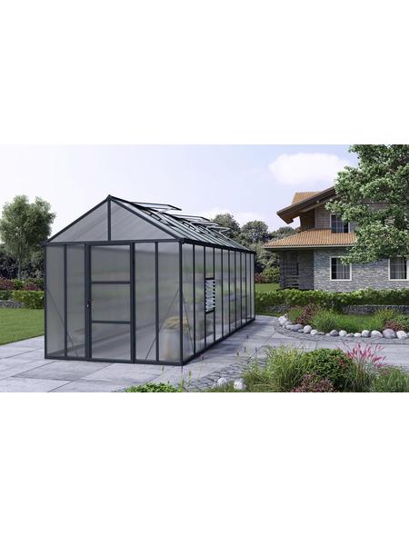 PALRAM Gewächshaus »Glory«, 14,23 m², Kunststoff/Aluminium, winterfest