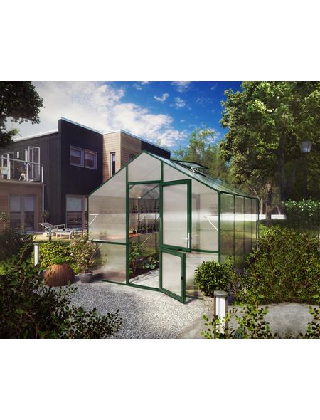 KGT Gewächshaus »Lilie«, B x L x H: 297  x 429  x 268  cm