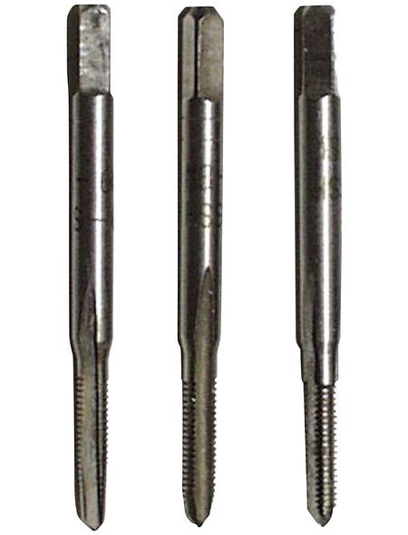 CONNEX Gewindebohrer, , Ø 2,5 mm, 3-teilig