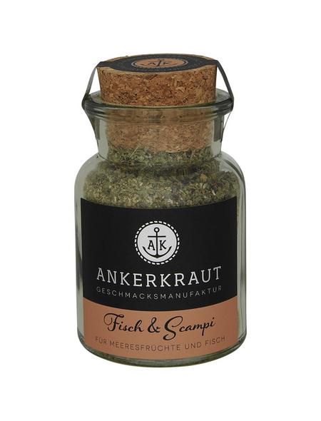 Ankerkraut Gewürz, Fisch & Scampi, 70 g