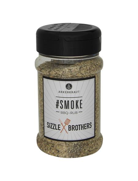 Ankerkraut Gewürz, #Smoke, 210 g