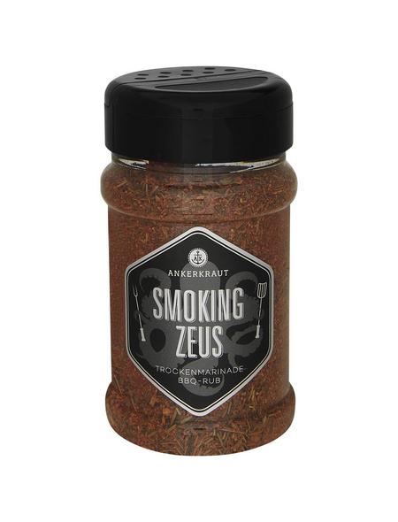Ankerkraut Gewürz, Smoking Zeus, 200 g