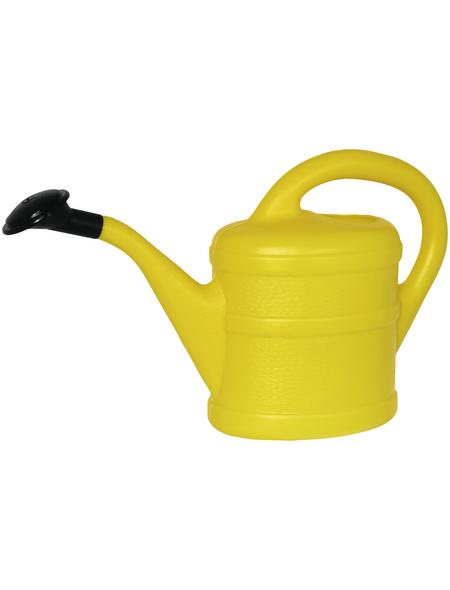 GELI Gießkanne, 1 l, gelb, Höhe: 17 cm