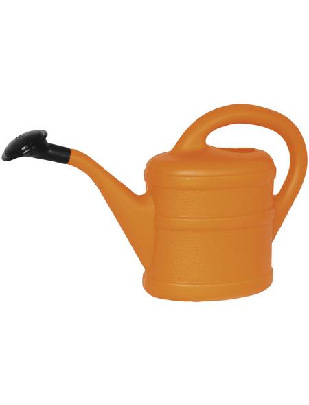 GELI Gießkanne, 1 l, orange, Höhe: 17 cm