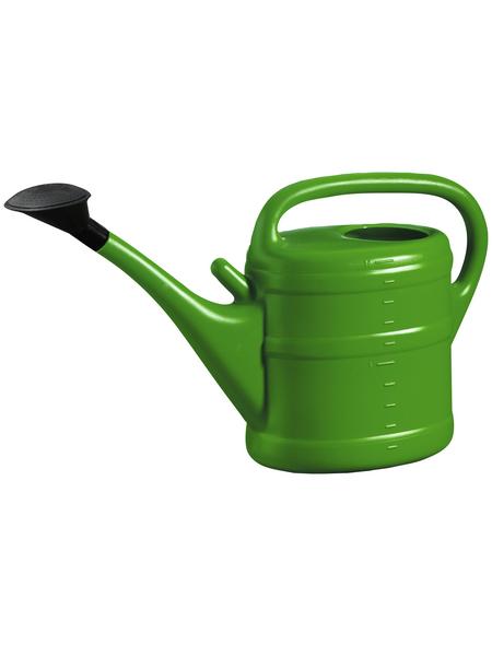Gießkanne, 10 l, grün, Höhe: 34 cm