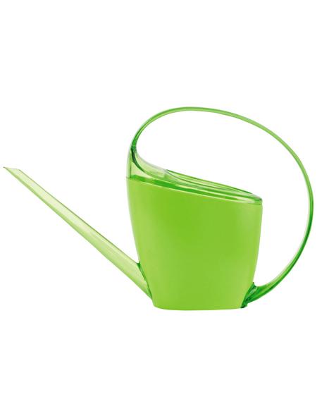 SCHEURICH Gießkanne »LOOP«, 1,4 l, grün, Höhe: 23,5 cm