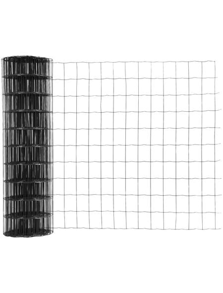 FLORAWORLD Gitterzaun, HxL: 122 x 1000 cm, anthrazit