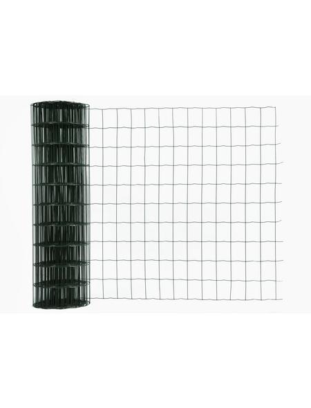 FLORAWORLD Gitterzaun, HxL: 122 x 2500 cm, grün