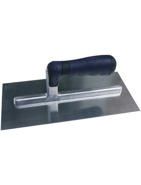 CONNEX Glättekelle, Länge: 28 cm, Edelstahl / Aluminium