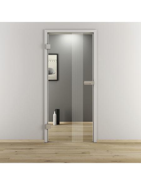 NOVADOORS Glasdrehtür »NOVA 594«, Anschlag: links, Höhe: 197,2 cm