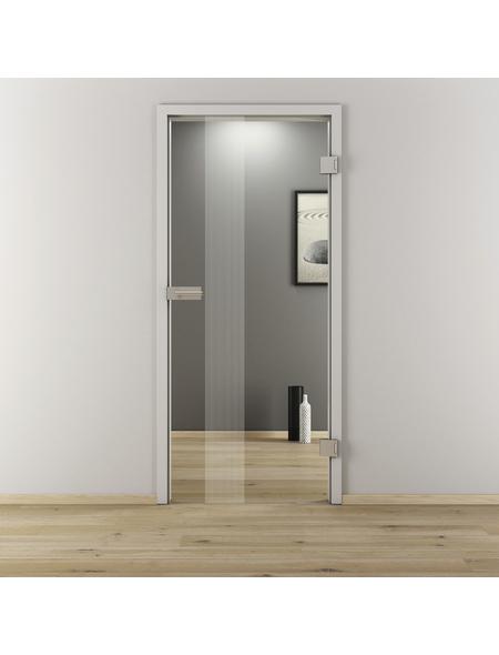 NOVADOORS Glasdrehtür »NOVA 594«, Anschlag: rechts, Höhe: 197,2 cm