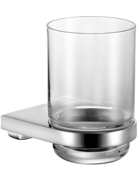 KEUCO Glashalter, chromfarben